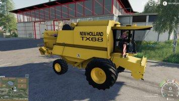 New Holland TX65/66/68 fs19
