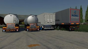 Pack Trailers Global Company By BOB51160 fs19
