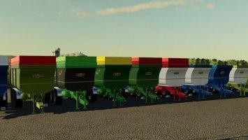 Randazzo Tridem TR70 tractors-fs17