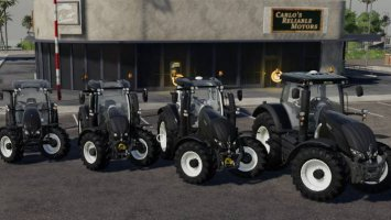 Strappable Valtra Tractor Pack fs19