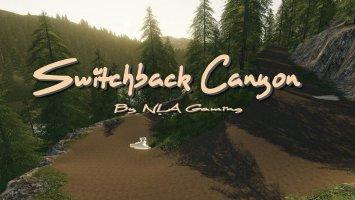 Switchback Canyon