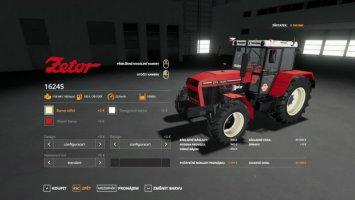 ZTS 16245 Turbo fs19