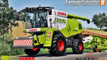 Claas Lexion 600 Series (Old Generation) V2 fs19