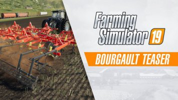Farming Simulator 19: Bourgault Announcement news