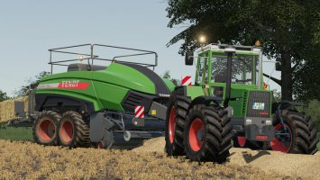 Fendt Favorit 600 LSA Pack v2 fs19