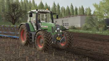 Fendt Favorit 700/800 Vario Pack v3 fs19