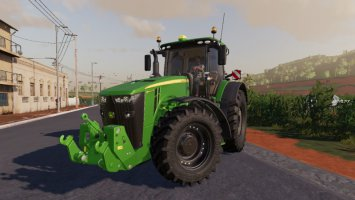 JOHN DEERE 8R Series Custom