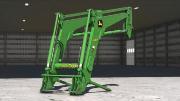 John Deere H480 fs19