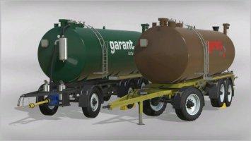 Kotte Garant Tanktrailer