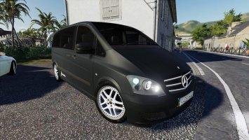 Mercedes Viano V6