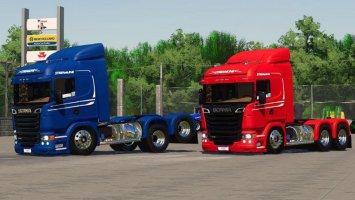 Scania Streamline Especial 3k Afbr