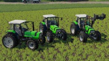 Deutz AgroStar 6.61 Rebuild fs19