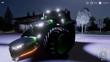 FaceWeightFendt by PHD fs19