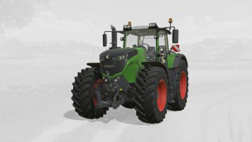 Fendt 1000 Series REAL MAN & Turbo sound + Led RUL v1.0.5.1 fs19