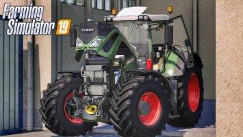 Fendt 900 Vario S4 Serie fs19