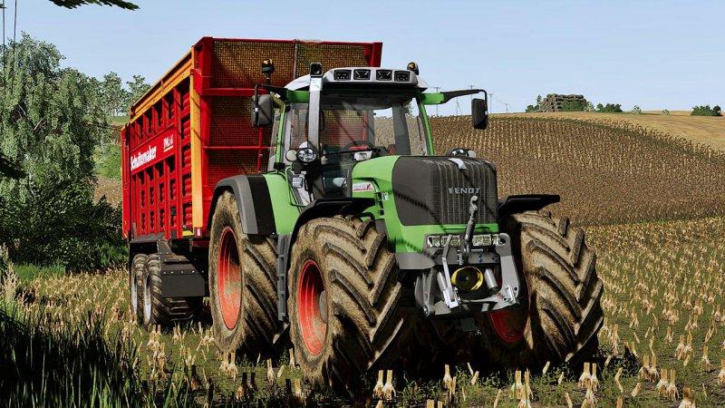 Fendt 900 Vario TMS Serie FS19