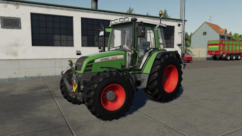 Fendt Farmer 300Ci FS19