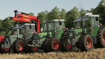 Fendt Favorit 611-615 LSA Pack V1.1 fs19