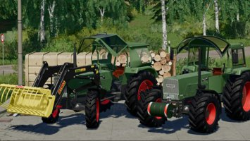 Fendt Favorit S Reihe Update 15.3.2020 fs19