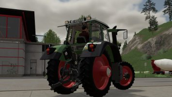 Fendt Favorit Vario 800 TMS v1.2 fs19