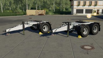 Fliegl Agrar Dolly Pack fs19