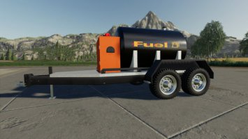 Kraftstofftank fs19