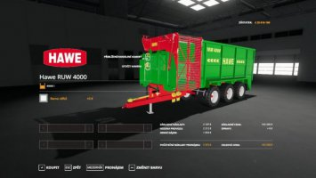 Hawe RUW 4000 fs19