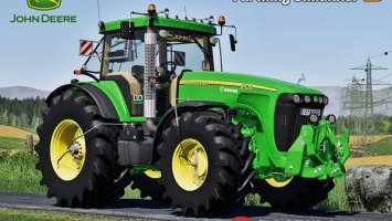 John Deere 8020 Series Official V2