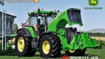 John Deere 8020 Series Official V2 FS19