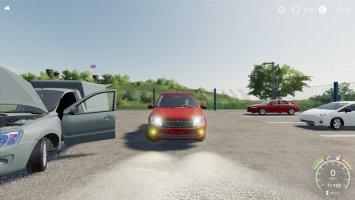 Lada Granta Pickup FS19