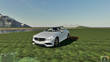 MERCEDES S500 COUPE fs19