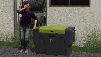 Mobile Fuel Tank