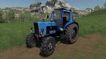 MTZ-82 v1.1 fs19