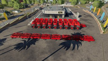 Multi Fruit harvester v2.5 fs19