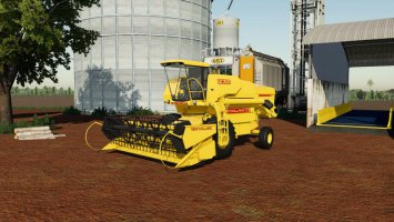 New Holland 8055 + Cutters fs19
