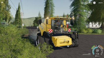New Holland CR10.90 Harvesters fs19
