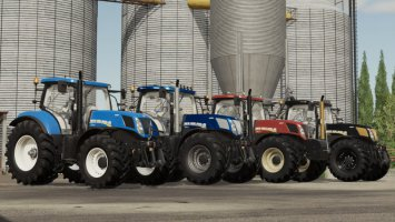 New Holland T7 AC Series v1.1 fs19
