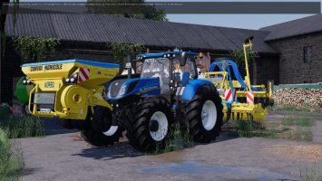 New Holland T7 SWB fs19