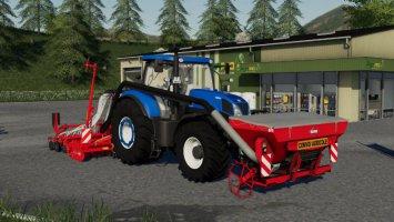 New Holland T7 SWB Tier4A V2 fs19