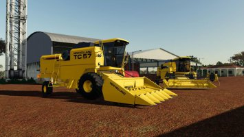 New Holland TC 57 Series (2002/09) fs19