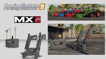 Pack EE MX V2 fs19
