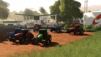 Pack Tractors BR