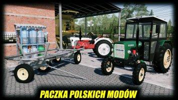 PACZKA POLSKICH MODÓW fs19