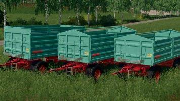Reisch RD130 u. RD150/RD150 A 3-Seitenkipper (Altes Design) fs19