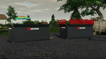 Saphir MES 400 v1.0.0.1 fs19