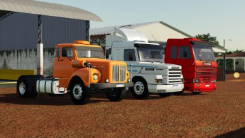 Scania Trucks Pack