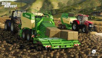 Addon Straw Harvest fs19