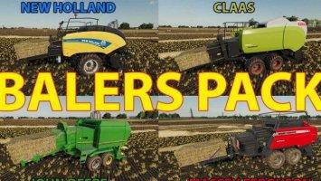 Balers Packs