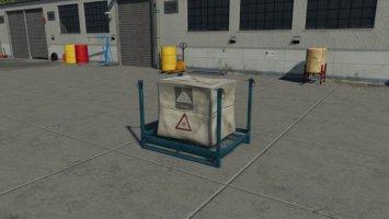 Big Bag Container Streusalz v1.1 FS19