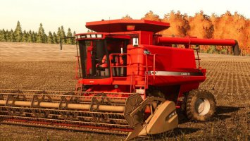 Case 21-25 88 series fs19